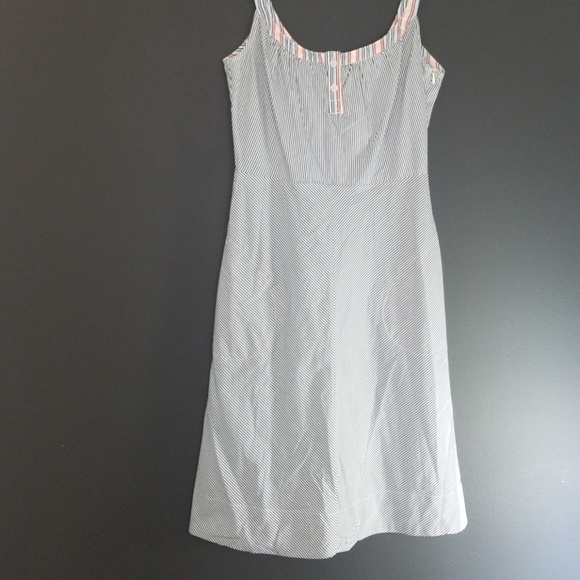 Odille Dresses & Skirts - Anthropologie odille pinstripe dress size 2